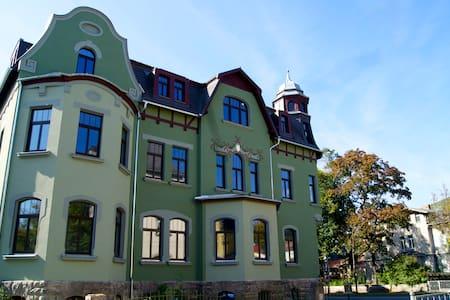 Ferienwohnung mit Schloßblick - Rudolstadt - Lejlighed