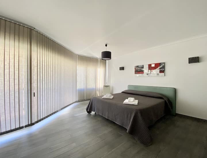Ténis Studio Apartment