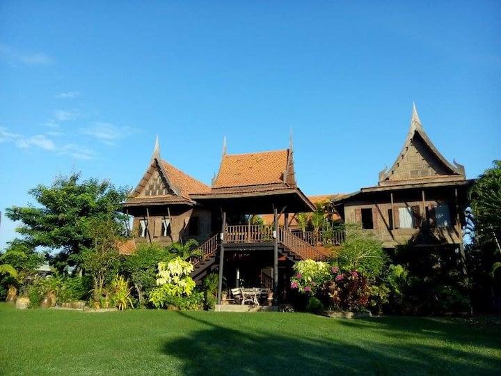 Thai cooking & homestay near Bangkok
