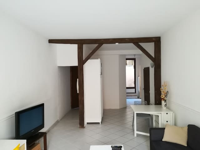 Appartement au centre de Marmande