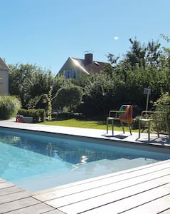 Nice house with pool near the city - Stockholm