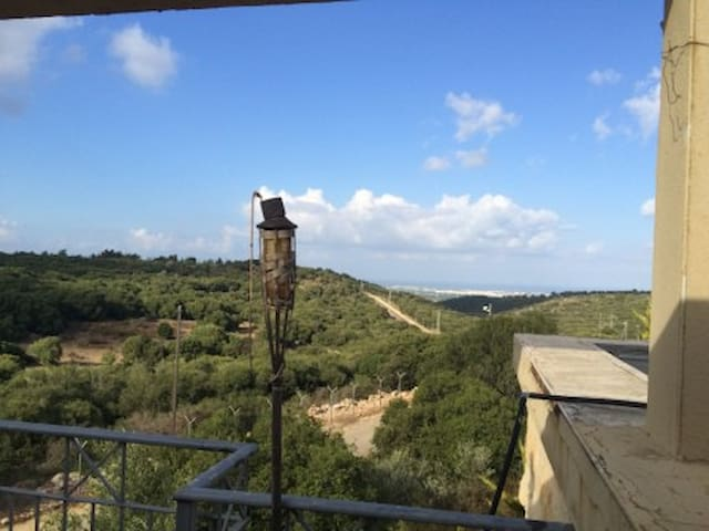 Best location in West Galilee - Neve Ziv - Apartamento