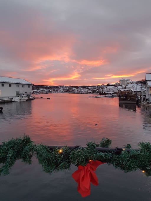 Kragerø, winter time