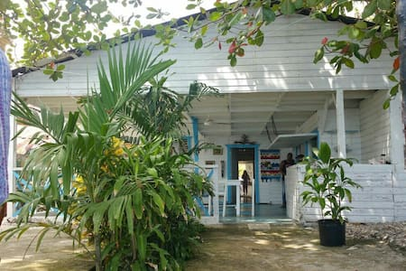 Charming beach house in La Cienaga!