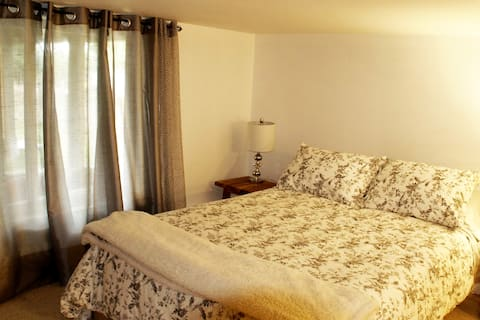 Bright Bachelor suite