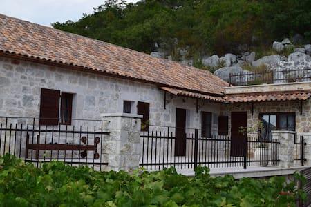 Stone Villa Oblun - Briđe - Huvila