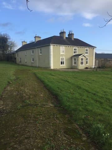 Farm 14 Miles from Shannon Airport - Cratloe - Rumah