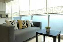 Binjai 1bedroom fast wifi,5-10min KLCC and LRT