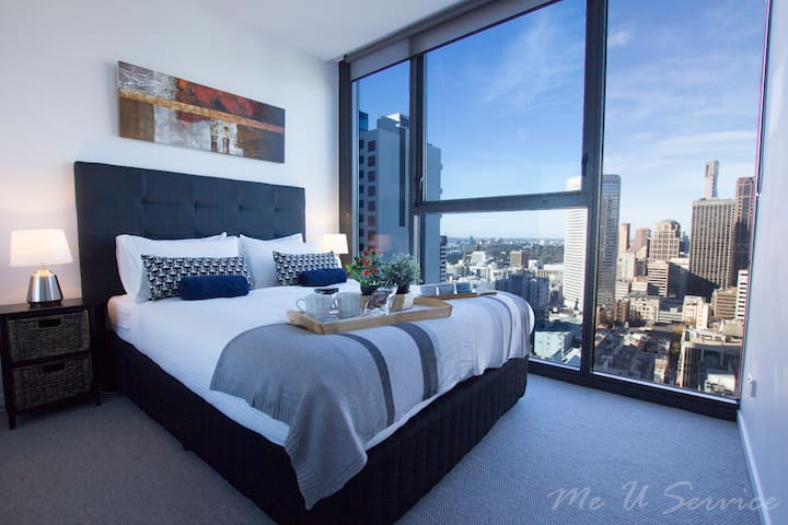 Fantastic 2B Apartment_Melbourne City_Free WiFi - Melbourne - Apartment