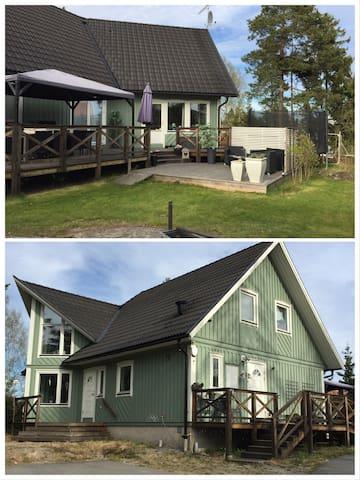 A very charming and uniqe villa!