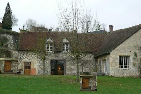 Maison percheronne au bord de la rivière - Bretoncelles - Talo