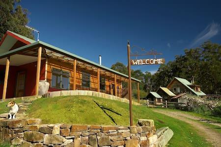 Elvenhome Eco Farmstay Tasmania