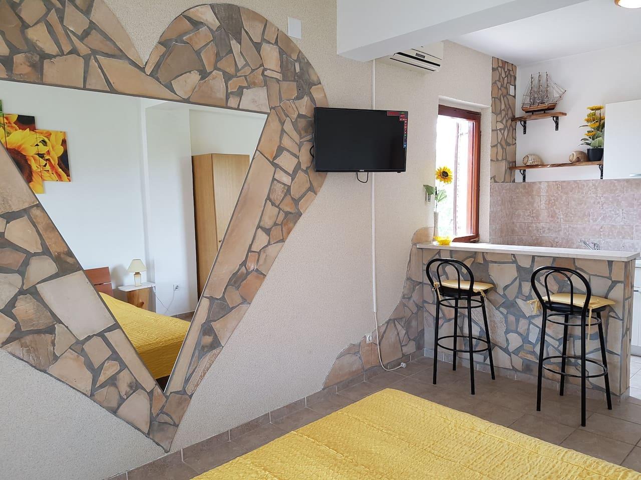 Apartment Glorija for 2 person
