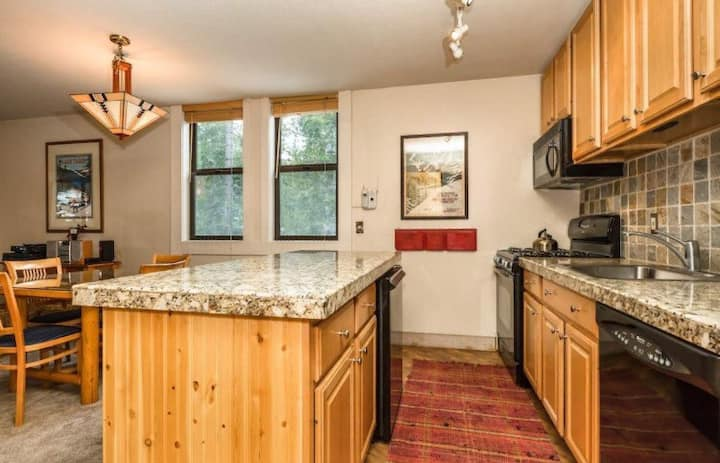 Pet-friendly Northstar Studio + Rec Center Access