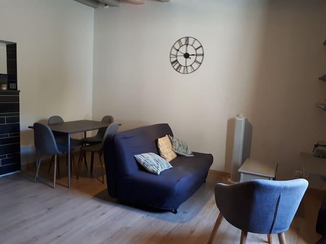 Appartement 34m² dans la Doutre