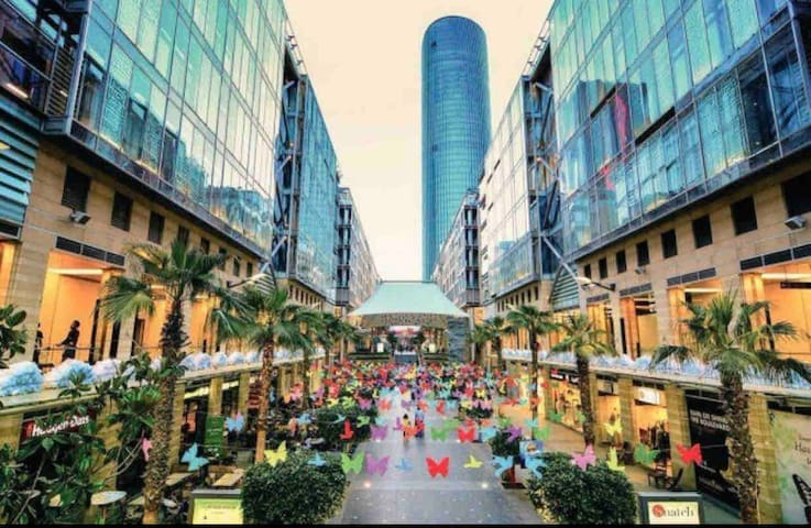 New Studio fully furnished in Abdali Boulevard