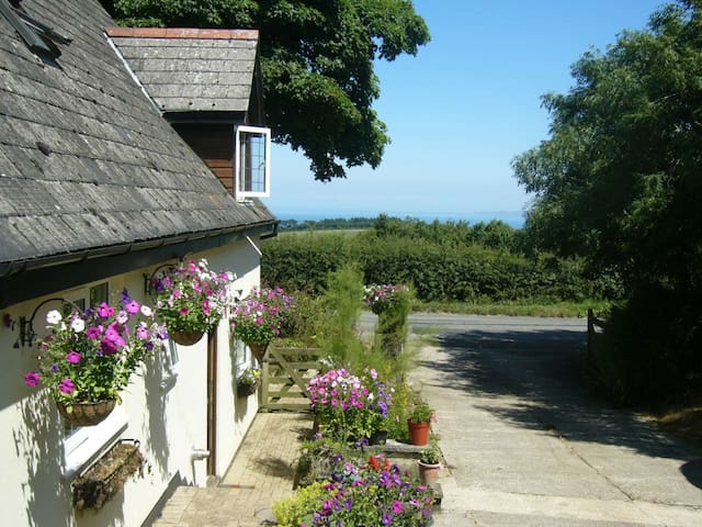 Southdown B&B Double or Twin Room with sea view