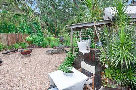 Beach Shed, self contained studio - Byron Bay