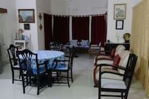 Drawing Room and Dining Room