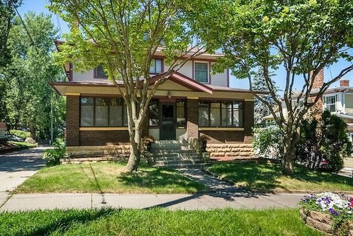 Downtown Craftsman Historic Home - Mankato - Casa