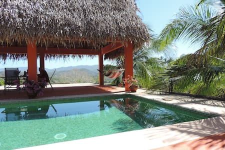 Private Villa + pool, rancho, Wi-Fi. Sleeps 6. - Sámara