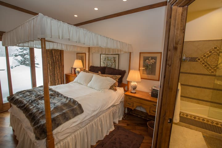 Cozy Sun Valley Guest Rooms - Ketchum - Hus