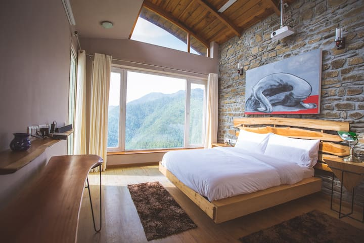 Seclude Ramgarh - Simha (Private Room)