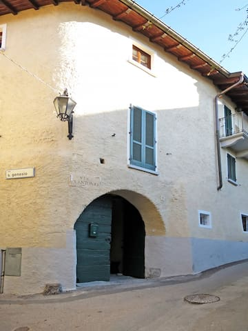 Holiday home in Castelveccana (VA) for 6 persons