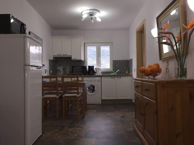 Finca Apartment mit Panoramablick