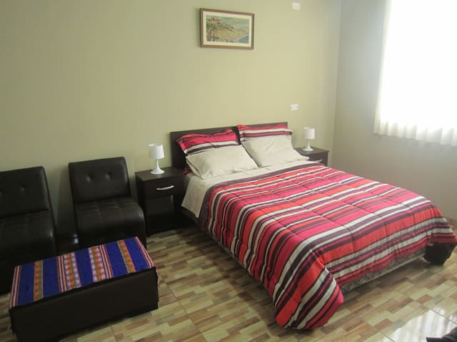Casa Machi B&B, Double Bed 15 min From Airport