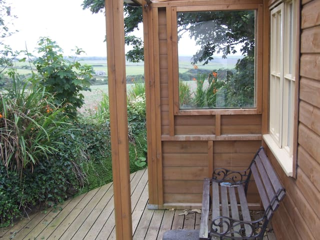 Maenporth Cabin - Cornwall - Mökki