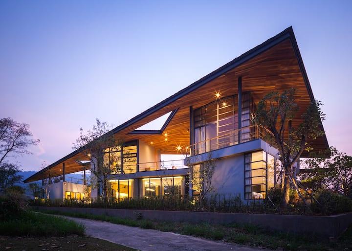 Gliding Villa, East (3 bedroom) -  Khao Yai