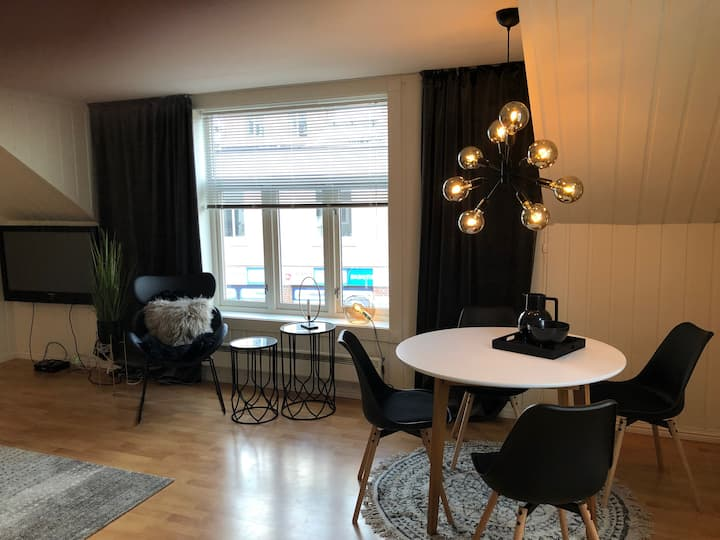 City center apartment in the heart of Tromsø City
