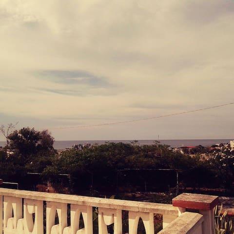 Giardino e distanza dalla costa