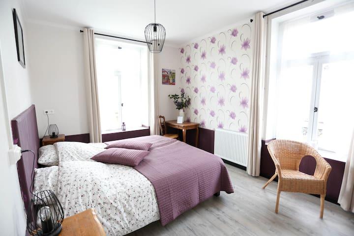 Chambre le Shetland : chambre double spacieuse