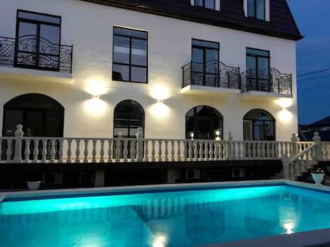 Бутик-отель ANTARES