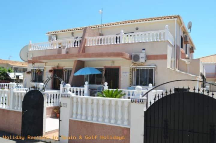 Cabo Roig 3 Bed House (V1)