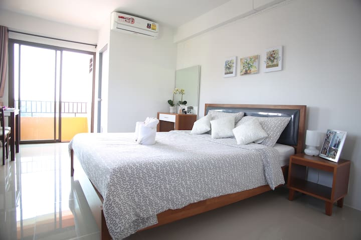 I-Home Residence - Tambon Mapyangphon - Apartment