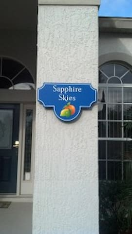 Welcome to Sapphire Skies