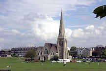 Blackheath village in all its glory!