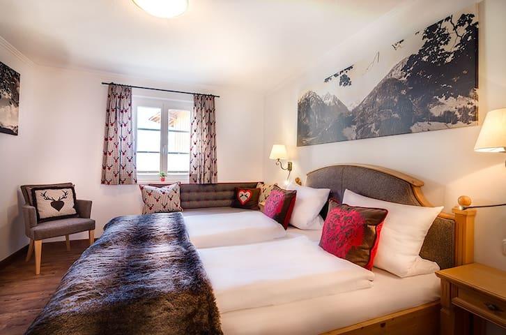Wohlfühl-Ferienwohnung im Allgäu - Bad Hindelang