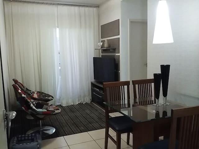 Apartamento Aconchegante / Prático - Sorocaba - Pis