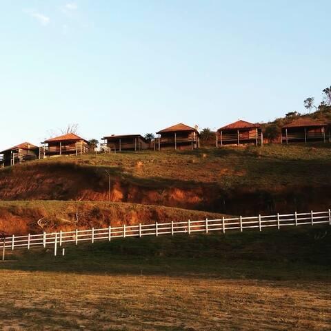 Venha aproveitar o melhor hotel Fazenda da região.