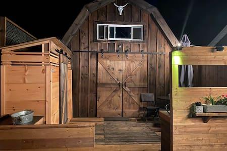 The Cabin at RestoLodge: A Kawartha Lakes escape
