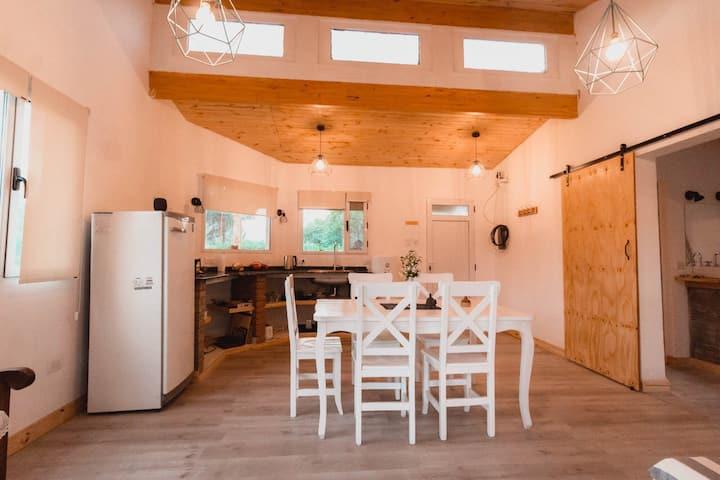 Casa Cuyaya  A estrenar alquiler en Monte del Este