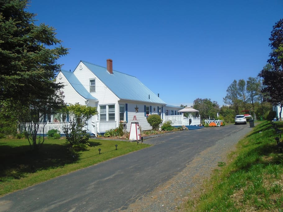Bed And Breakfast In Murray Prince Edward Island Canada