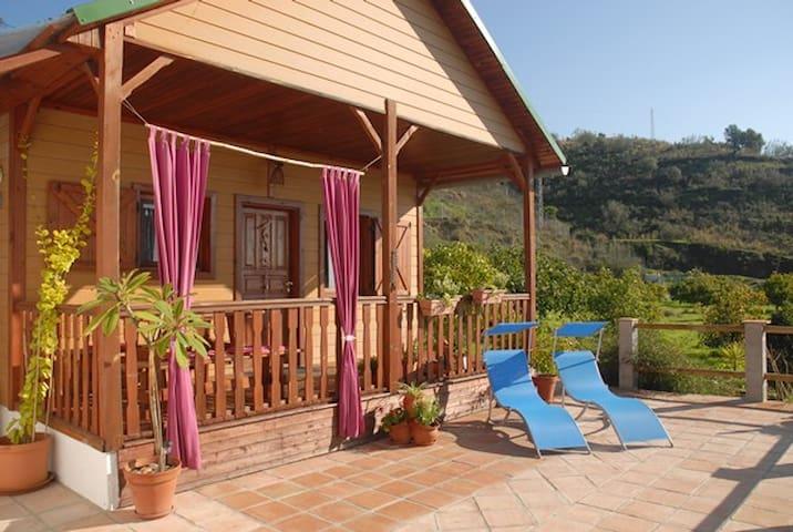 Aktiv Urlaub in der Natur pur - Vélez-Málaga - House