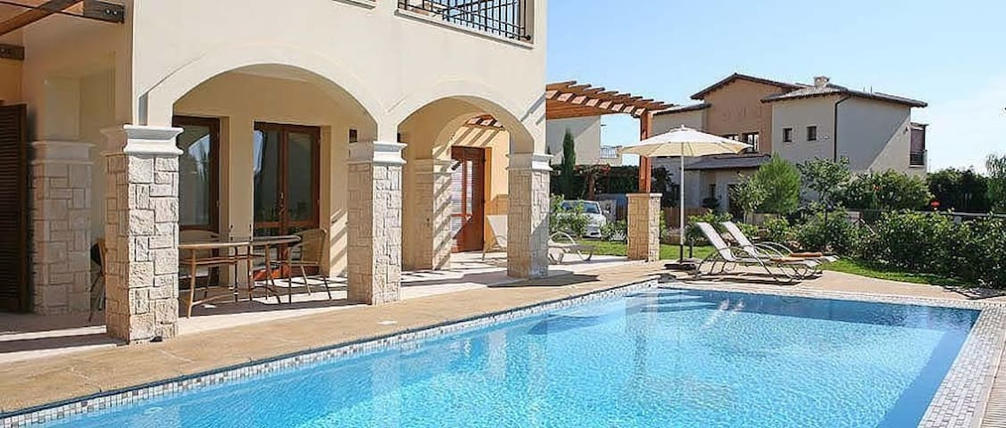 Aphrodite Hills Villa w Private pool - Kouklia