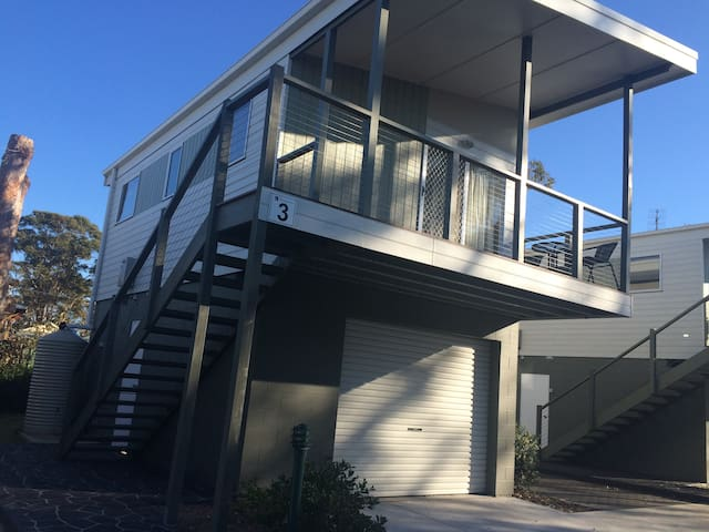 Jervis Bay Holiday Cabins - Sussex Inlet - Cabaña