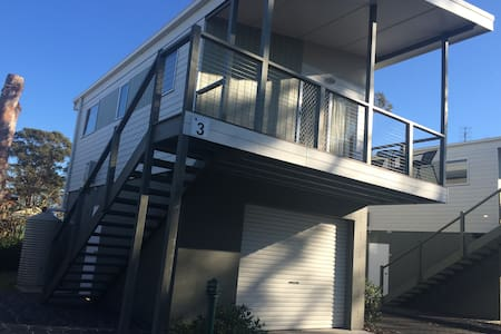 Jervis Bay Holiday Cabins - Sussex Inlet - 小屋